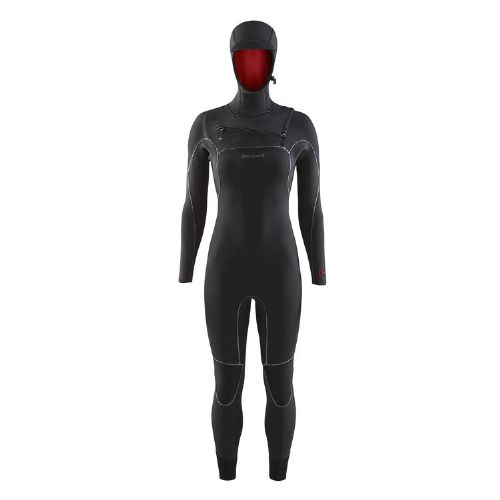 Patagonia Women's R4 Yulex Hooded winter wetsuit